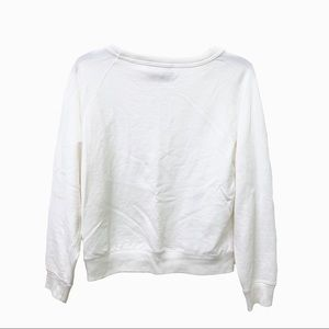 Everlane Sweaters - Everlane White Crew Neck Sweater